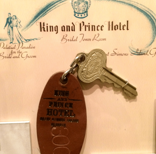 The Kind and the Prince Hotel, St. Simons Island, Georgia