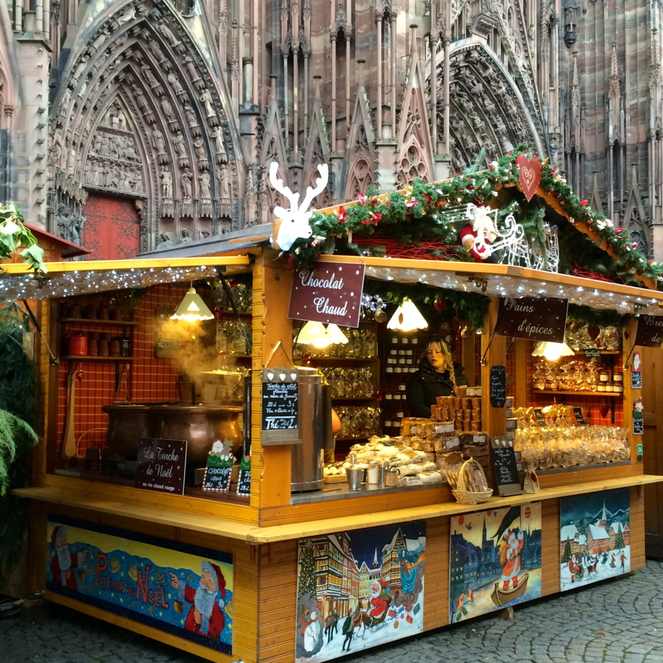 Strasbourg, France Christmas Markets