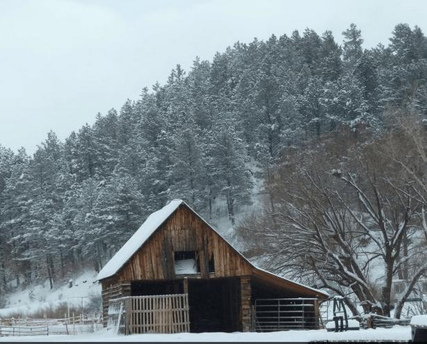 Near Telluride/Durango, CO