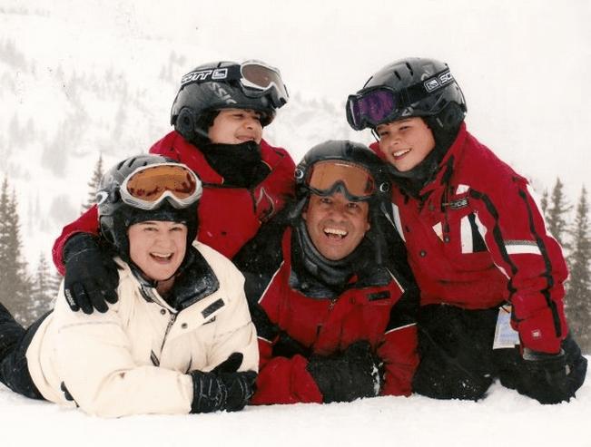 Ski memories from days past