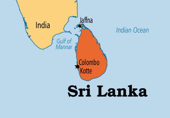 Sri Lanka Map, Elephant Safari, Elephant Safari Park