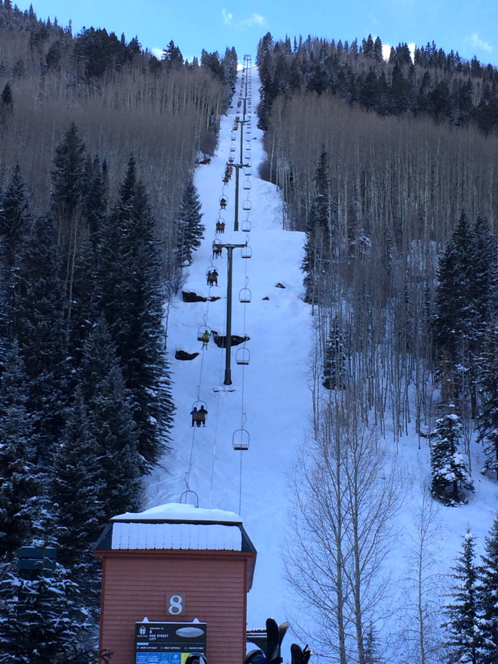 Things to do in Telluride, CO - a winter's tale