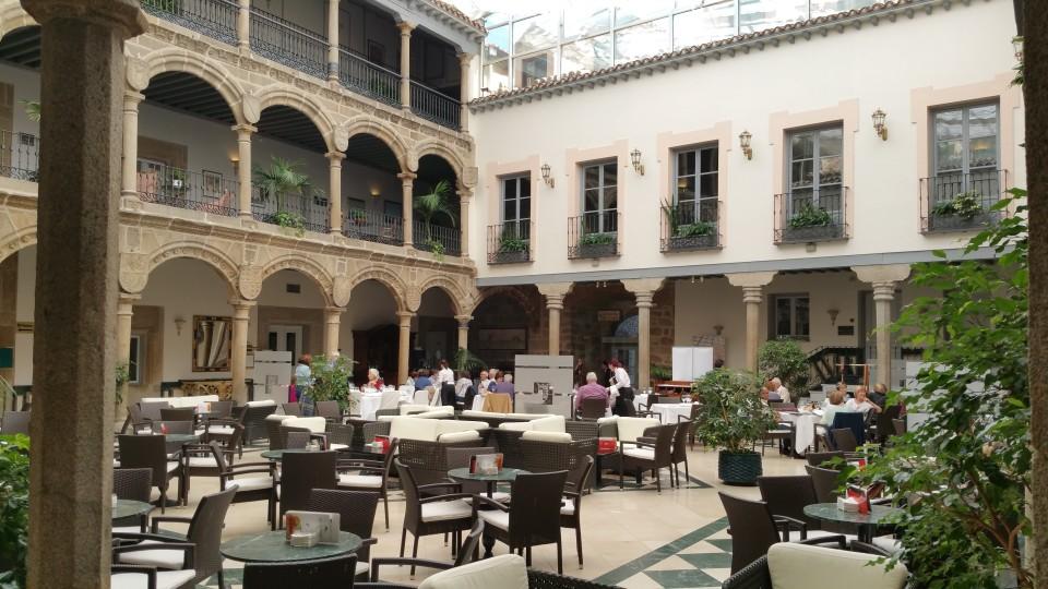 Palacio Hotel Dining Room