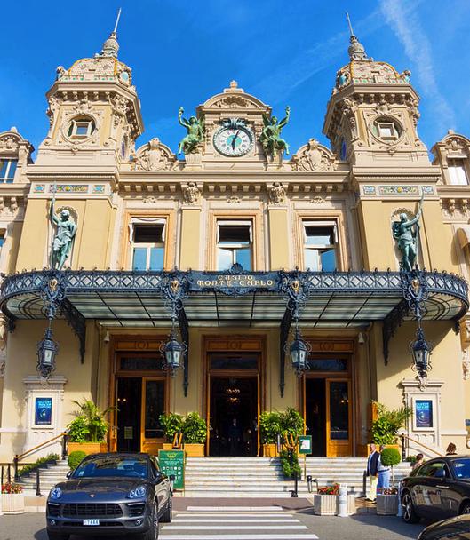 Thermes de Spa, Monaco Spa