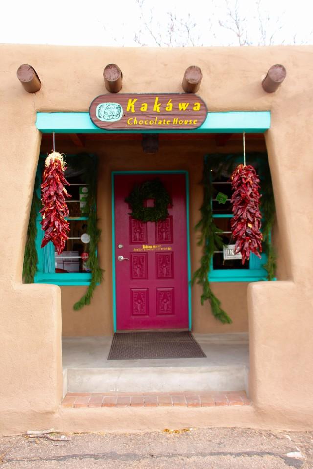 Santa Fe Plaza, Things to do in Santa Fe, Santa Fe Art, adobe