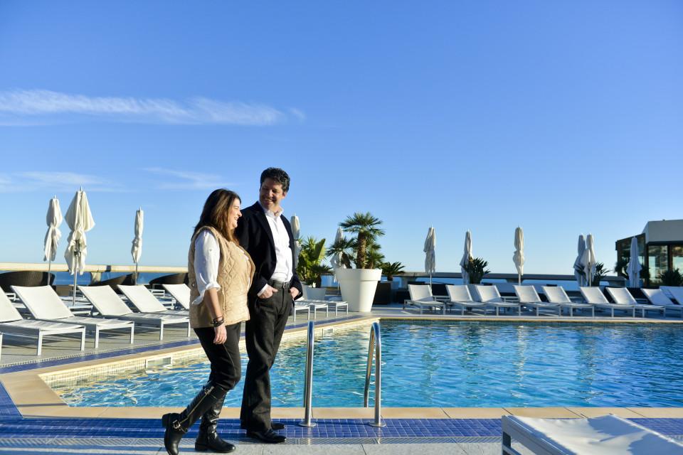 Fairmont Hotel Monte Carlo, Local photography, flytographer