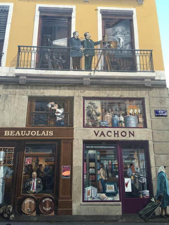 Southern France, Viking Tours, French flowers, Lyon street scene , Lyon bridges