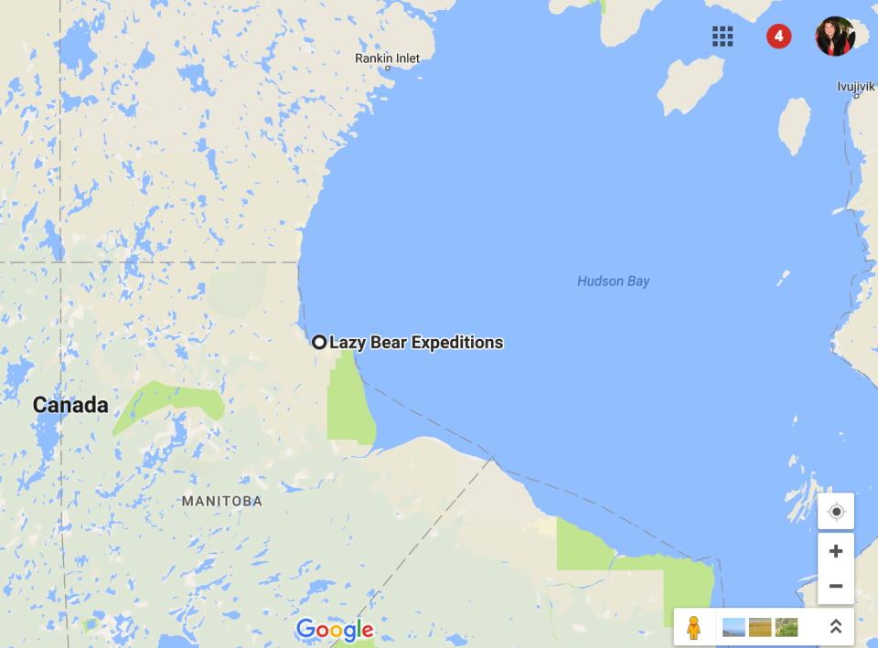 Kayaking with Beluga Whales in Manitoba, Snorkeling with Beluga Whales in Manitoba, Canada