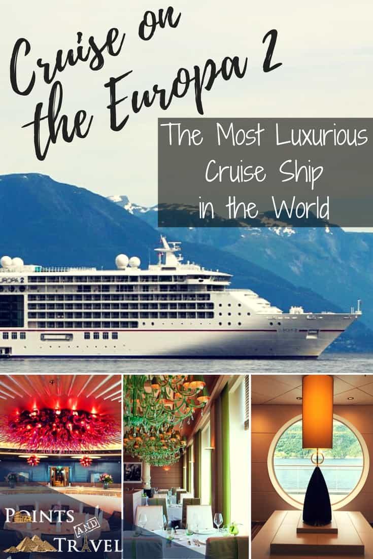 MS Europa 2, Europa 2 cruise ship, Europa 2, Europa 2 cruise
