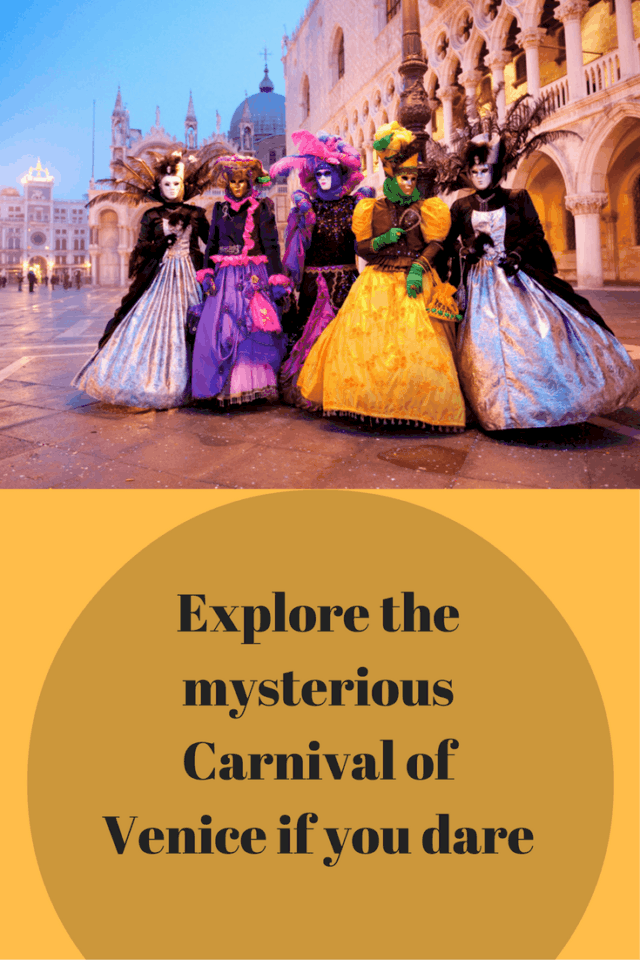 Explore the Mysterious Carnival