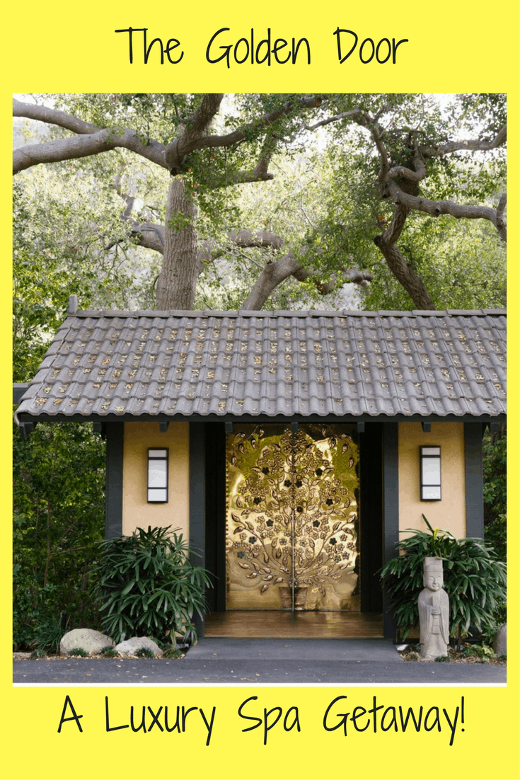 Come along with me as I do a spa getaway at a spa resort near me. It is one of the best resorts in California, the Golden Door.