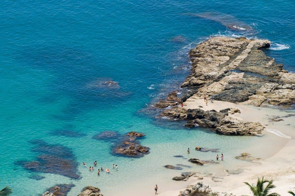 The Best Beaches In Puerto Vallarta, Conchas Chinas, Puerto Vallarta Beaches