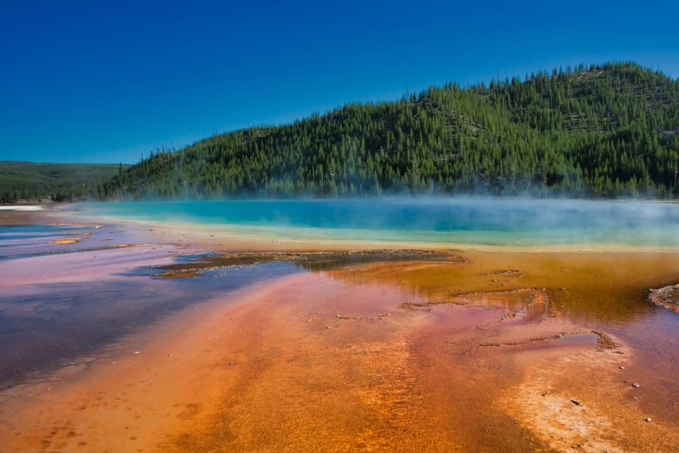 American Attractions, amazing landscapes