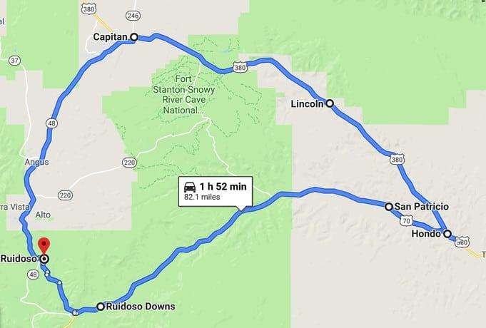 Ruidoso, New Mexico, Ruidoso, NM