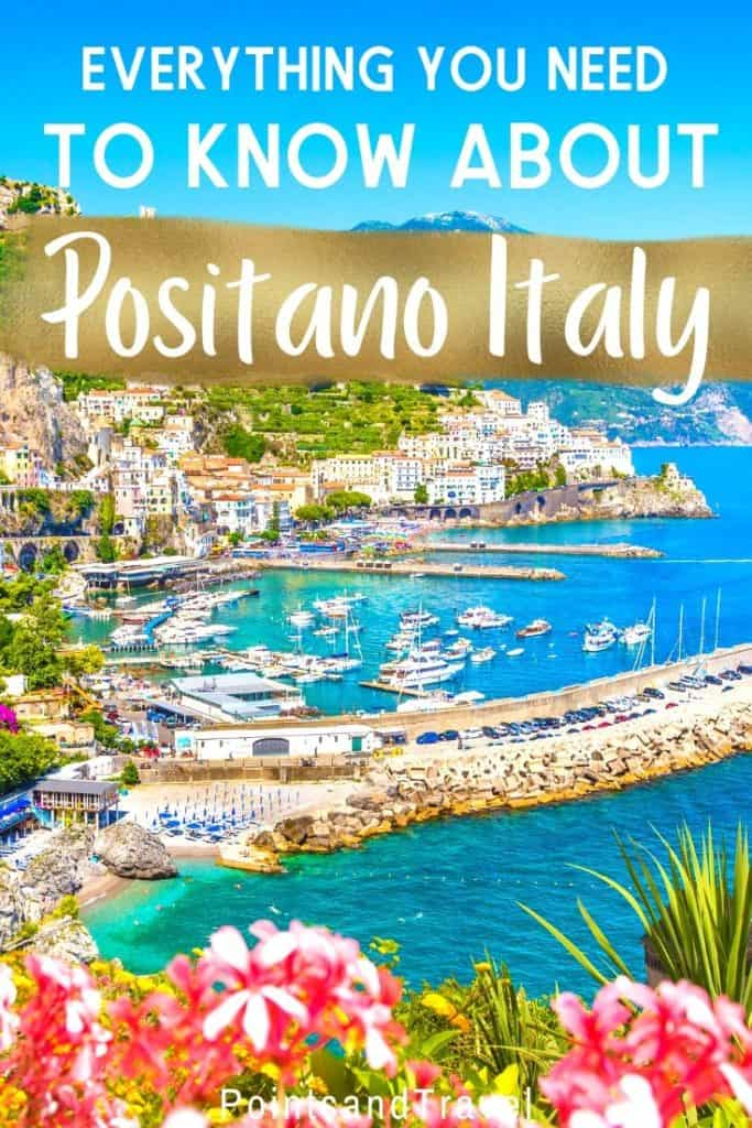 Positano Beach, Things to do in Positano, What to do in Positano, Italy, #Positano #Italy