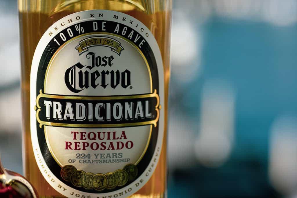 Jose Cuervo Tradicional Tequila Reposado, Drinking in Mexico