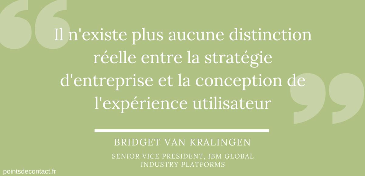 Citation Octobre 2016 - Bridget van Kralingen