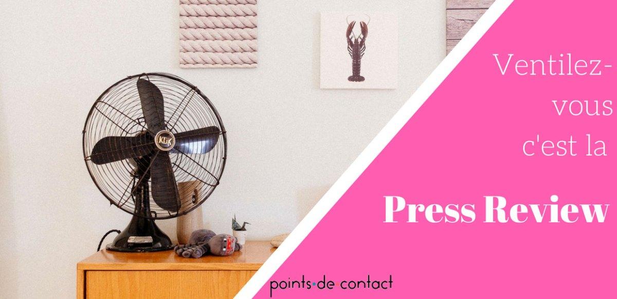 Revue de presse - 9/07/2018