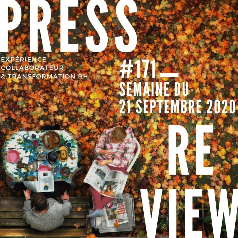 Press Review #171 RH Experience Collaborateur Séverine Loureiro