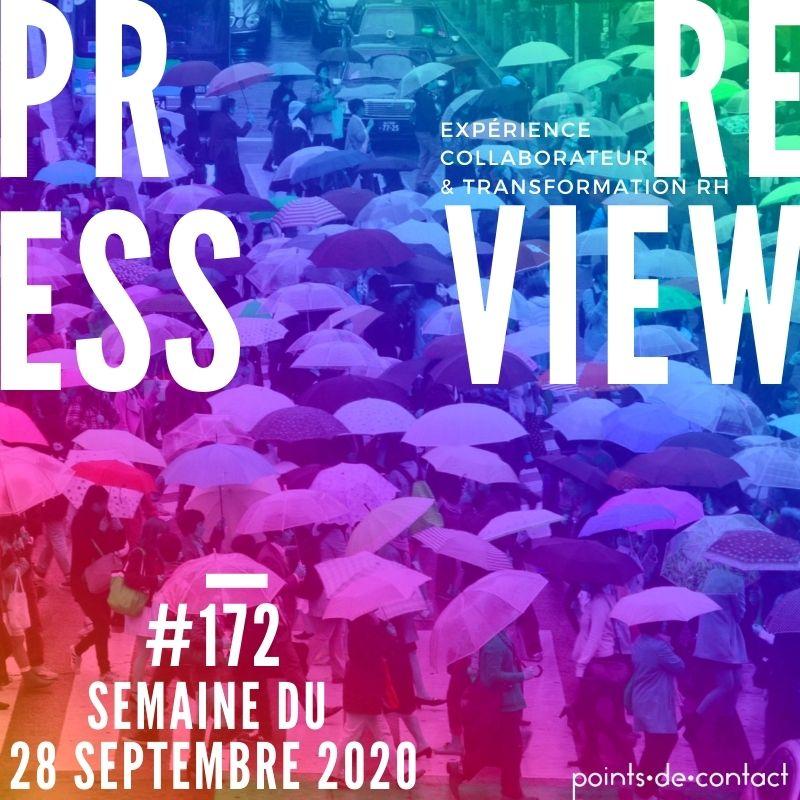 Press Review #172 RH Experience Collaborateur Séverine Loureiro