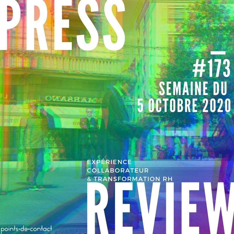 Press Review #173 RH Experience Collaborateur Séverine Loureiro