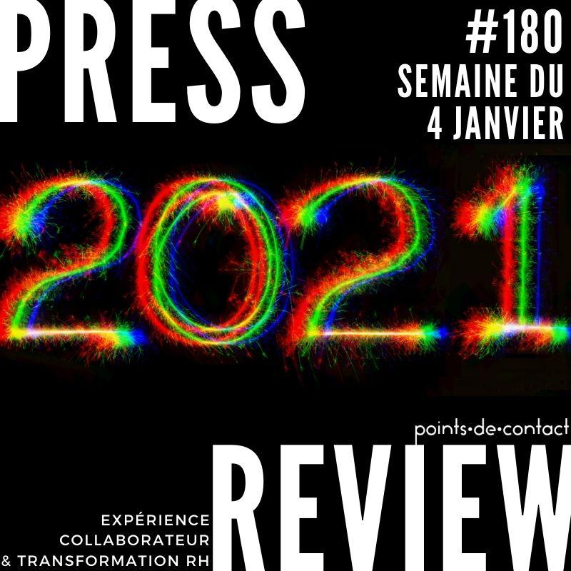 Press Review #180 RH Experience Collaborateur Séverine Loureiro