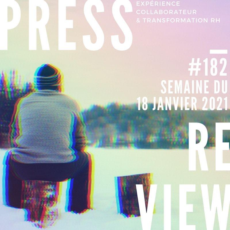 Press Review #182 RH Experience Collaborateur Séverine Loureiro