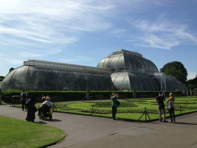 Serre de Kew Gardens