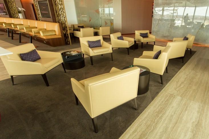 Etihad Lounge Melbourne