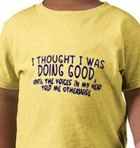 Stupid slogan tshirt