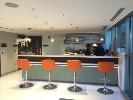 washington dc dulles iad etihad first business class lounge review