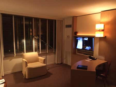 park hyatt washington DC junior suite
