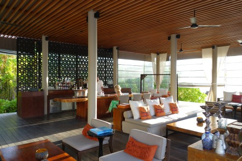 bar hotel review park hyatt maldives male beach resort luxury island overwater villa pool