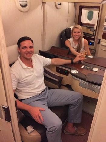 singapore airlines suite class