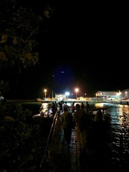 kooddoo boat transfer park hyatt maldives