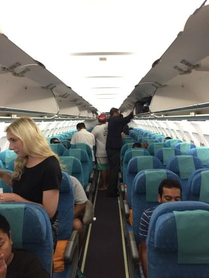 Sri Lankan Airlines Economy Class MLE-CMB