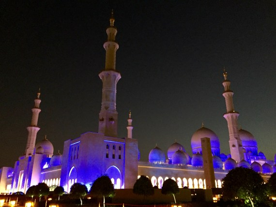 Hyatt Capital Gate Abu Dhabi