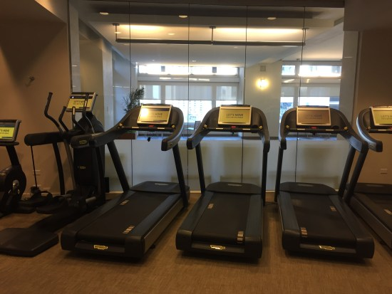 park hyatt chicago review gym nomi