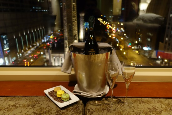 park hyatt chicago review hotel diamond amenity