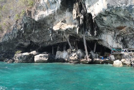 maya bay phi phi island viking cave mokey beach