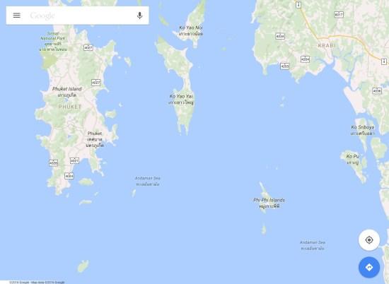Maya bay phi phi island