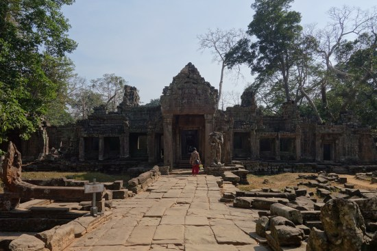 preah khan temple angkor wat siem reap