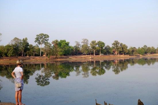 srah srang temple angkor wat siem reap