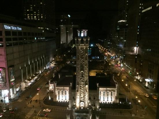 hotel review park hyatt Chicago grand executive suite lou malnati water tower michigan avenue