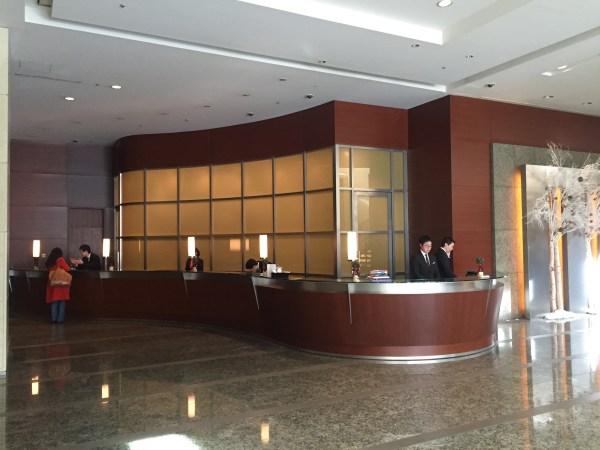 Hotel Review Grand Hyatt Tokyo