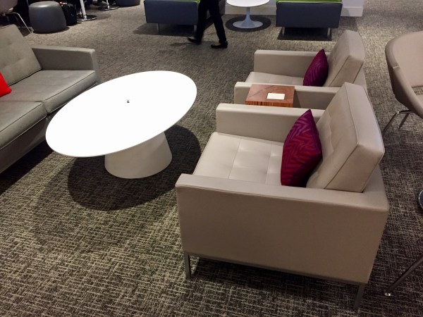 Lounge Review: Centurion Lounge IAH Houston