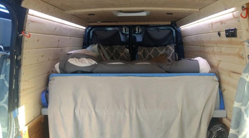DIY Sprinter Van Camper Conversion | Points Unknown
