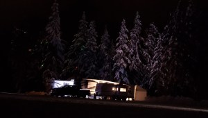 Points Unknown - Skiing and Camping White Pass Ski Area, Washington