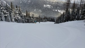 Points Unknown - Skiing and Camping Schweitzer Ski Area, Idaho