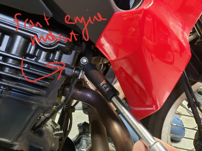 PointsUnknown - Kawasaki Versys-X 300 - Skid Plate and Engine Guards